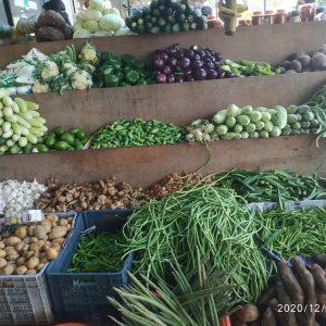 vegetable shop in mavungal