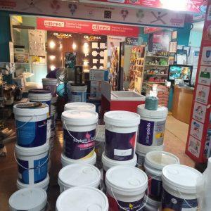 Hardwares in Udma