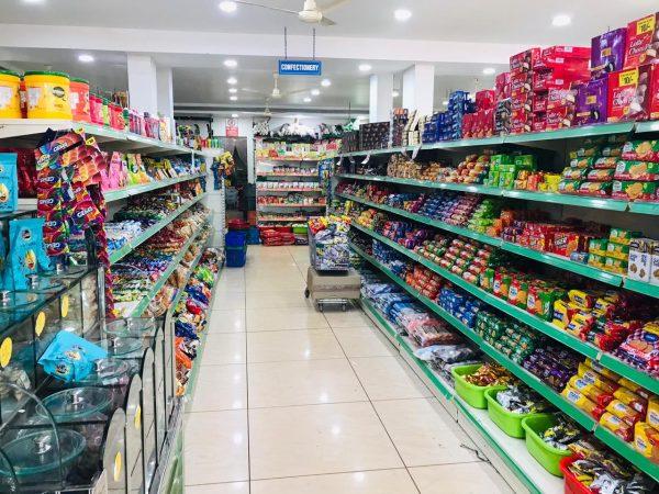 hypermarket